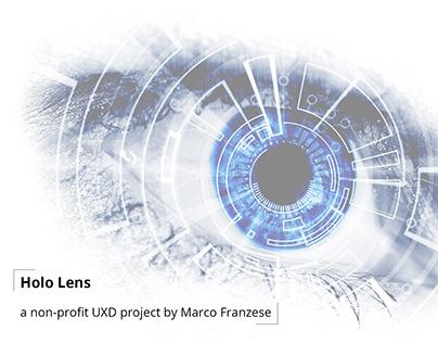 Holo Lens UX