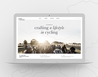 Grams & Watts - Cycling lifestyle brand