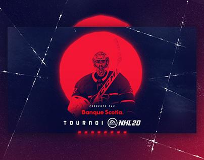 Tournoi NHL20 (2020)