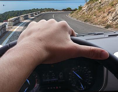 Steering Phone
