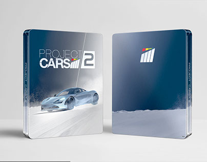 Project Cars 2 – Steelbooks