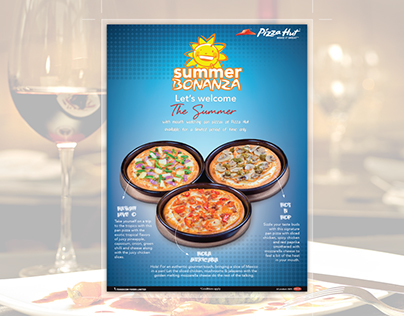 Pizza hut Summer Offer