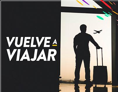 Campaña Digital Travel Sale
