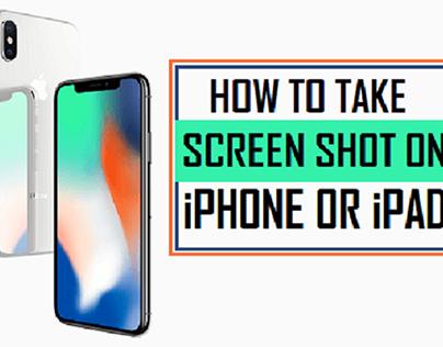 How to Screenshot on iPhone, iPad - SBMHowTo