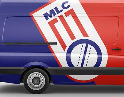 Major League Cricket - Branding