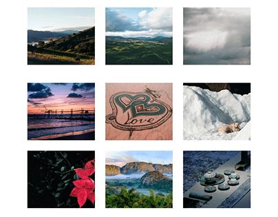 Nature Gallery websit