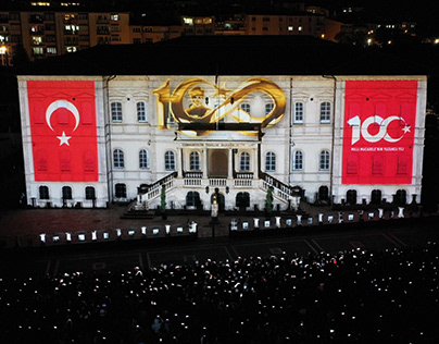 Sivas Congress Projection Mapping