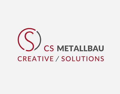 CS Metallbau – Logo / Branding / Website
