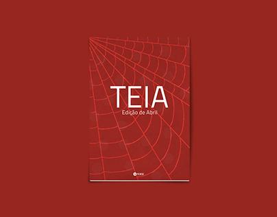 [Editorial] TEIA - Edição de Abril