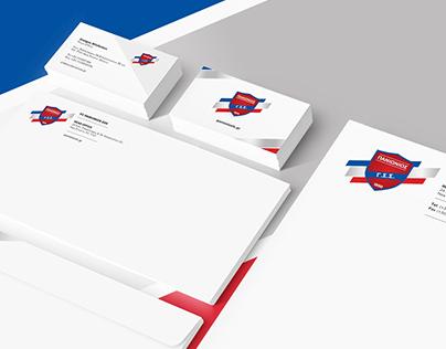 FC Panionios GSS  / Rebranding