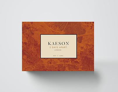 Kaeson Brand Identity