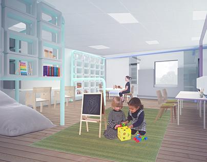 RISD CHARETTE: Autism Classroom