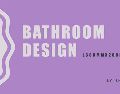 1:10 Ratio Bathroom Design
