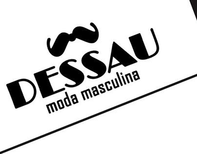 Projeto de marca: DESSAU moda masculina
