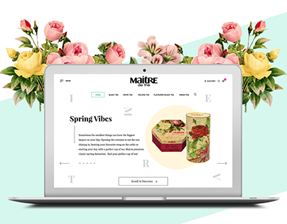 Website for maitre.am