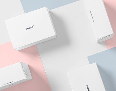 Coquet | Branding