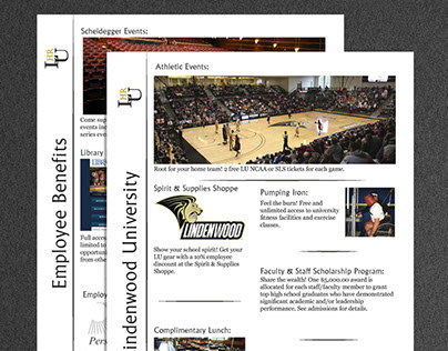 Lindenwood Benefits Flyer