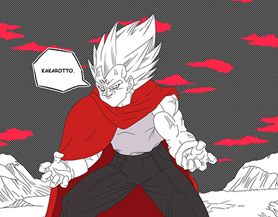 Dragon Ball Paradox X AKIRA