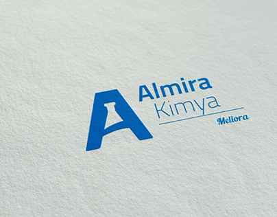 Almira Kimya Logo and Branding