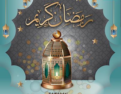 "Ramadan kareem ""Social media designs"""