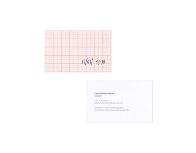 mm - business cards