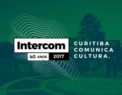 Identidade Intercom 2017 - Em desenvolvimento