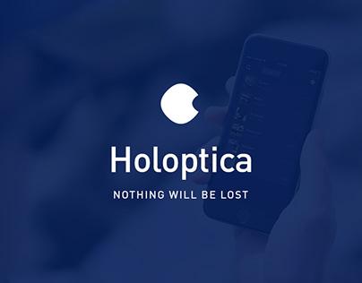 Holoptica - iOS App