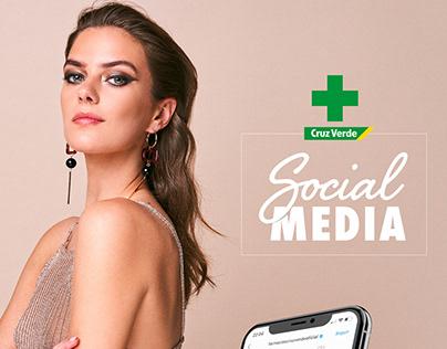 Cruz Verde - Social Media