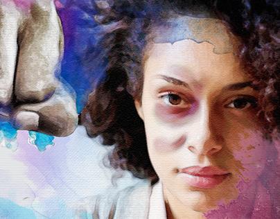 SES/DF   Violência Contra a Mulher + Jessica Jones