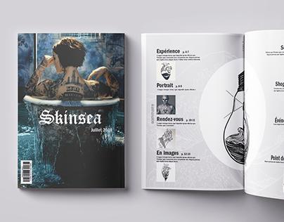 Skinsea magazine