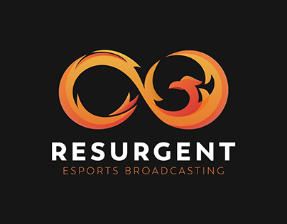 Animated Stream Package- Resurgent Esports Broadcasting