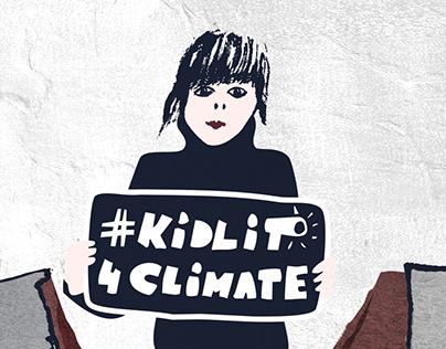 #kidlit4climate campaign
