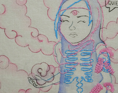 Aya - bordado/embroidery