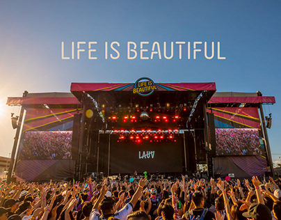 Life is Beautiful 2018