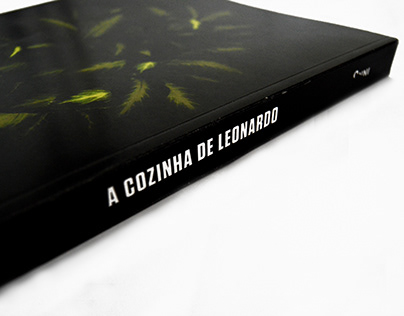 Editorial - A cozinha de Leonardo