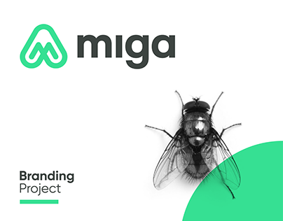 Miga Brand Identity