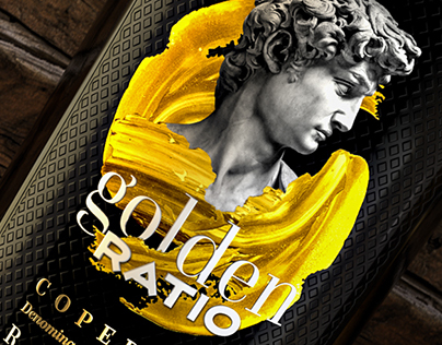 Golden Ratio, concept label