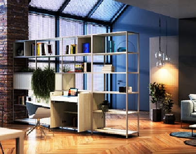 CGI | Home Office | Product Visualization