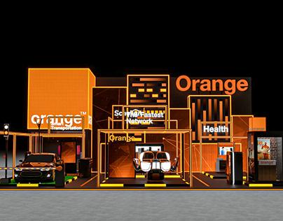 Orange Booth - Cairo ICT 2020