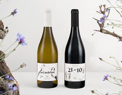 Alzania Wines