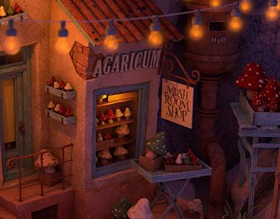 The Mushroom Shop