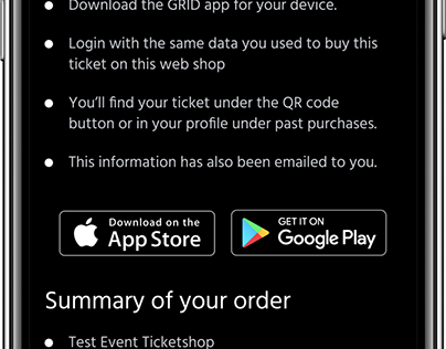 GRID Browser Signup