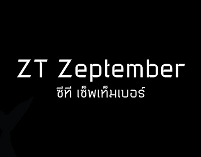 ZT Zeptember