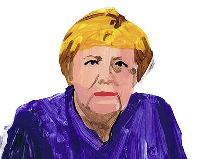 Portraits of Politicians