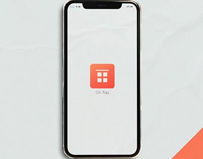 On Top App Logo