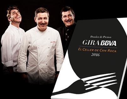 El Celler de Can Roca & BBVA - Dossier 2016