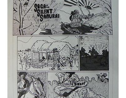 Saga of the Silent Samurai