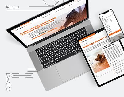 TEKNISKA® - Strategy, branding & UX/UI design