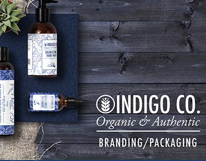 Indigo Co. / Branding and Packaging