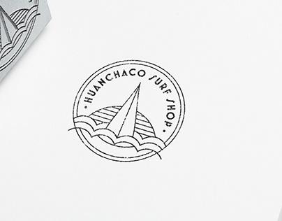 HUANCHACO SURF SHOP Branding